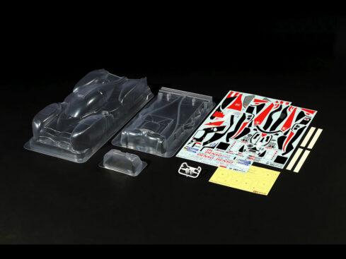 タミヤ SP.1612 1/10RC トヨタ ガズーレーシング TS050 HYBRID スペアボディセット 51612