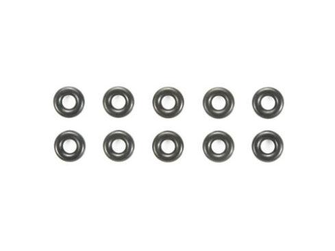 タミヤ AO-5042 3mmOリング黒(10個入り) 84195