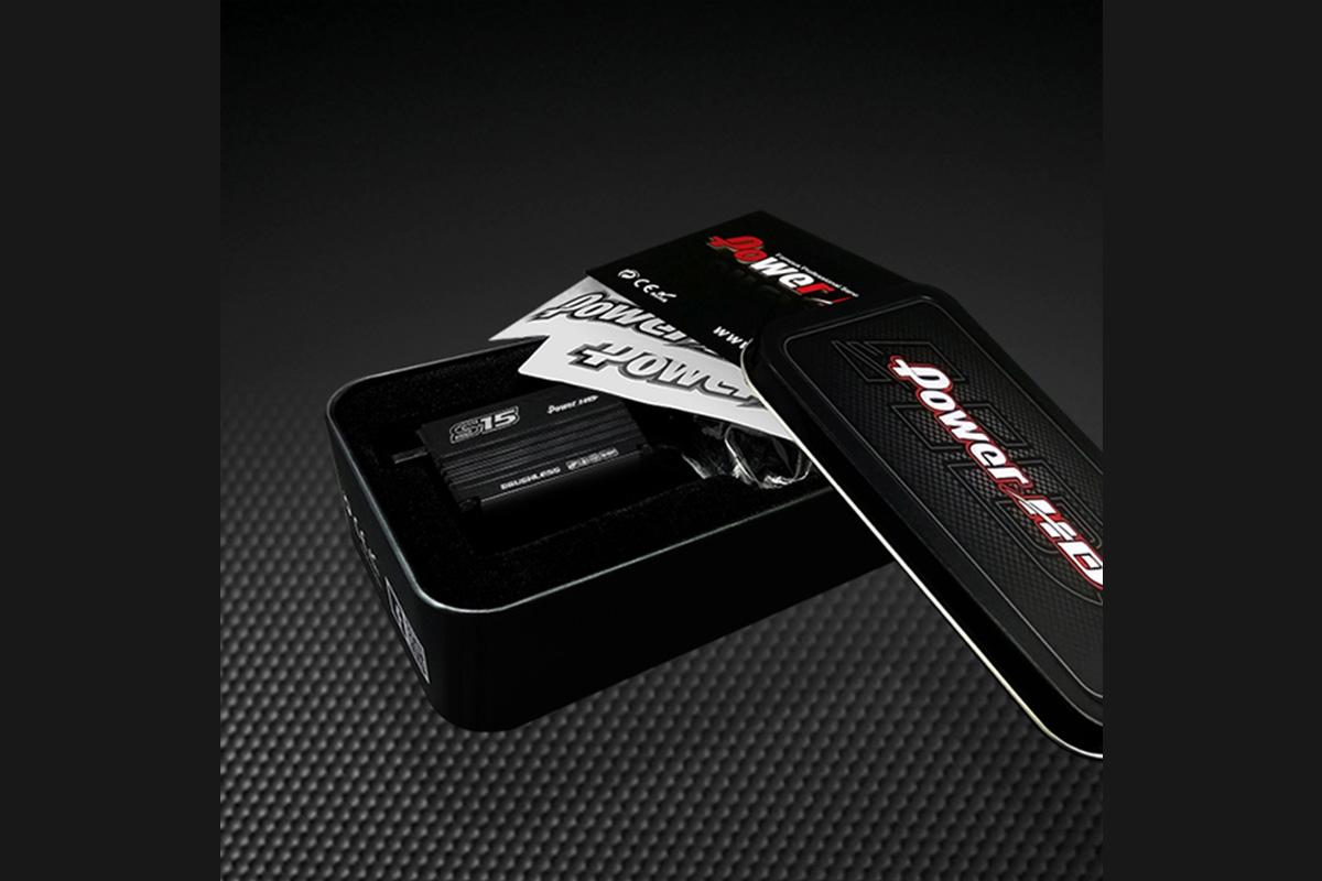 Power HD S15 ハイボルテージ ブラシレスサーボ シルバー S15
