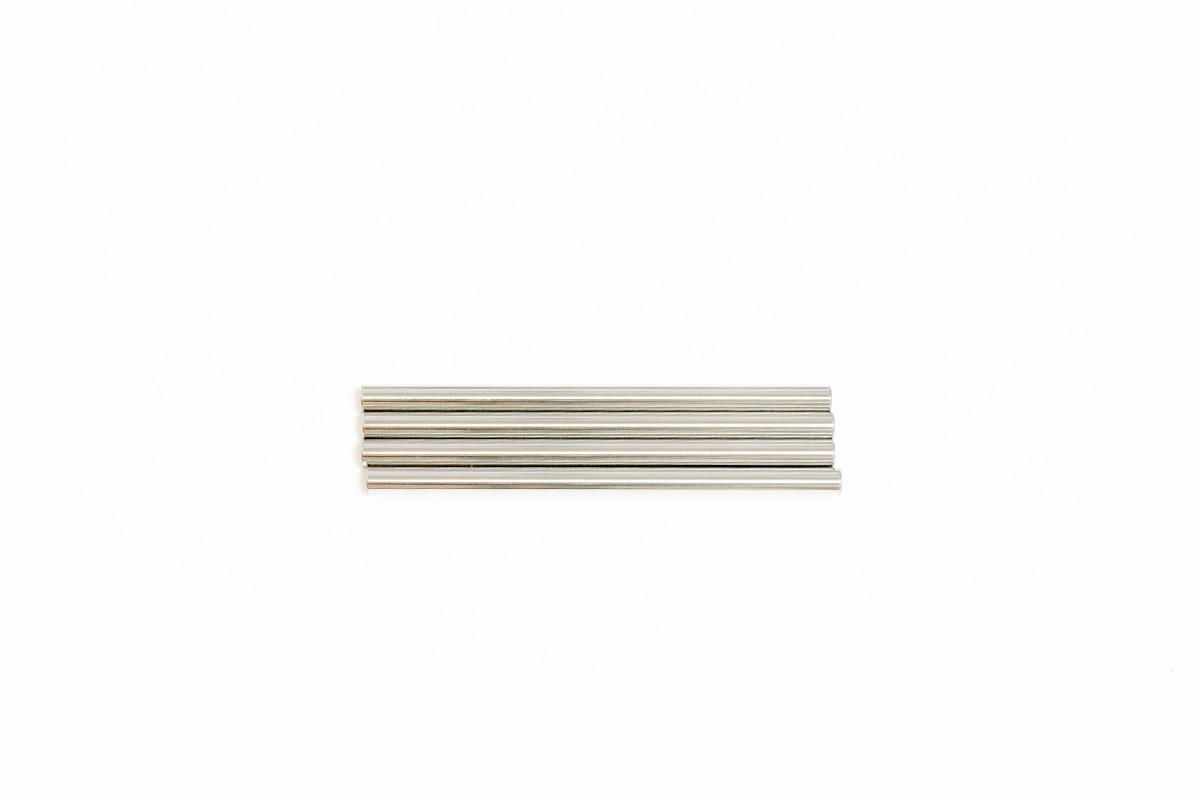 タミヤ 3x48.5mm ステンレスサスシャフト(4本) 19805681-000