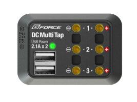 G-FORCE DC Multi Tap G0244